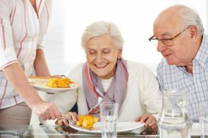 Dementia and Dining Out